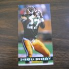 Terrell Buckley Green Bay Packers Card No. 143 - Game Day '94 Fleer Football Card
