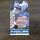 Bruce Matthews Houston Oilers Card No. 166 (FB166) Game Day '94 Fleer Football Card