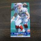 Kent Hull Buffalo Bills Card No. 35 (FB35) Game Day '94 Fleer Football Card