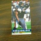 Alonzo Spellman Chicago Bears Card No. 56 (FB56) Game Day '94 Fleer Football Card