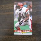 Steve Tovar Cincinnati Bengals Card No. 73 - Game Day '94 Fleer Football Card