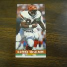Alfred Williams Cincinnati Bengals Card No. 75 - Game Day '94 Fleer Football Card
