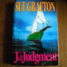 J is for Judgment by Sue Grafton (1993) (BB68)
