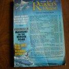 Reader's Digest Magazine November 1991 KAL 007 Teton Pass Dandelion Wine Saddam Hussein