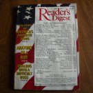 Reader's Digest Magazine July 1993 Estrogen Can Animals Think Divorce and Kids unclutter