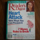 Reader's Digest Magazine August 2002 Saddam Susan Sarandon Weather Watchers