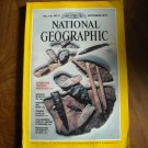 National Geographic Vol. 156 No. 3 September 1979 Search for First Americans