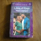 A Man of Honor by Tina Leonard Harlequin Intrigue # 576 (2000) (BB71)