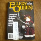 Ellery Queen Mystery Magazine- October 1983 Vol 82 No 5 Ellin Brett Gores Hansen Hoch