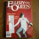 Ellery Queen Mystery Magazine- July 1983 Vol 82 No 2 Hoch Keating Tyre Breen