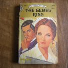 The Gemel Ring by Betty Neels Harlequin Romance # 1817 (1974) (BB71)