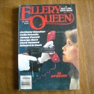 Ellery Queen Mystery Magazine- November 1983 Vol 82 No 6 Suter Hoch Aldrich