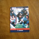 Jay Hilgenberg Chicago Bears C Card No. 53 - 1990 NFL Pro Set Football Card
