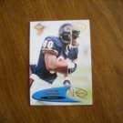 Curtis Conway Chicago Bears WR Card No. 29 - Odyssey 1998 Football Card