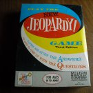 Jeopardy Game Third Edition 1964 by Milton Bradley 4457