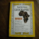 National Geographic Vol. 118, No.3 September 1960 - Africa Alpine Cableway earliest man Maine