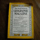 National Geographic Vol. 115, No. 6 June 1959 Volcanic Fires Queen of Canada Staten Island Ferry