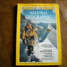 National Geographic Vol. 155, No. 5 May 1979 Gombe Chimps K2 Climb Whooping Cranes