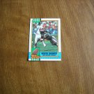 Webster Slaughter Cleveland Browns WR Card No. 158 - 1990 Topps Football Card