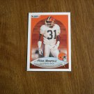 Frank Minnifield Cleveland Browns Defensive Back Card No. 56 - 1990 Fleer Football Card