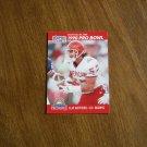 Clay Matthews Cleveland Browns LB Card No. 353  - 1990 NFL Football Card