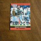 Reggie Langhorne Cleveland Browns WR Card No. 73 - 1990 NFL Football Card