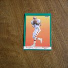 Reggie Langhorne Cleveland Browns WR Card No. 37 - 1991 Fleer Football Card