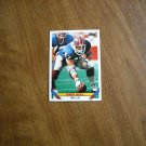 Kent Hull Buffalo Bills C Card No. 51 - 1993 Topps Football Card