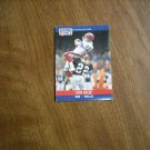 Don Beebe Buffalo Bills WR Card No. 435 - 1990 NFL Football Card