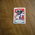 Andre Reed Buffalo Bills Wide Receiver Card No. 119 - 1990 Fleer Football Card