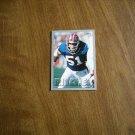 Jim Ritcher Buffalo Bills G Card No. 496 - 1993 Fleer Football Card