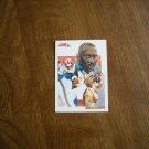 Thurman Thomas Buffalo Bills RB The Leader Card No. 664 - 1991 Score Football Card