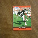 Eric Metcalf Cleveland Browns RB Card No. 74 - 1990 NFL Football Card