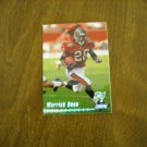 Warwick Dunn Tampa Bay Buccaneers RB Card No. 9 - 1999 Topps Football Card