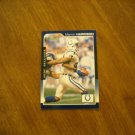 Marvin Harrison Indianapolis Colts WR Card No. 79 - 2000 Score Football Card