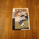 Michael Irvin Dallas Cowboys WR Card No. 167 - 1998 Pinnacle Score Football Card