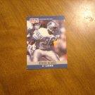 Bennie Blades Detroit Lions S Card No. 97 - 1990 NFL Pro Set Football Card