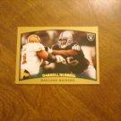 Darrell Russell Oakland Raiders DT Card No. 31 - 1998 Topps Football Card