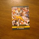 Ron Hallstrom Green Bay Packers G Card No. 108 - 1990 NFL Pro Set Football Card