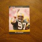 Tim Harris Green Bay Packers LB Card No. 109 - 1990 NFL Pro Set Football Card