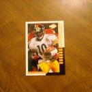 Kordell Stewart Pittsburgh Steelers QB Card No. 3 - 1998 Pinnacle Score Football Card