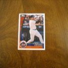 Mike Piazza New York Mets Catcher Card No. 4 of 30 - 2002 Topps Baseball Card