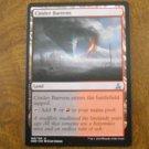 Cinder Barrens - Land - Oath of the Gatewatch 168 U Magic the Gathering MTG OGW