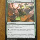 Bonds of Mortality - Enchantment- Oath of the Gatewatch 128 U Magic the Gathering MTG OGW