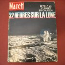 Paris Match # 1076 20 Decembre 1969 French Magazine- 32 Heures Sur La Lune Apollo XII (SG)