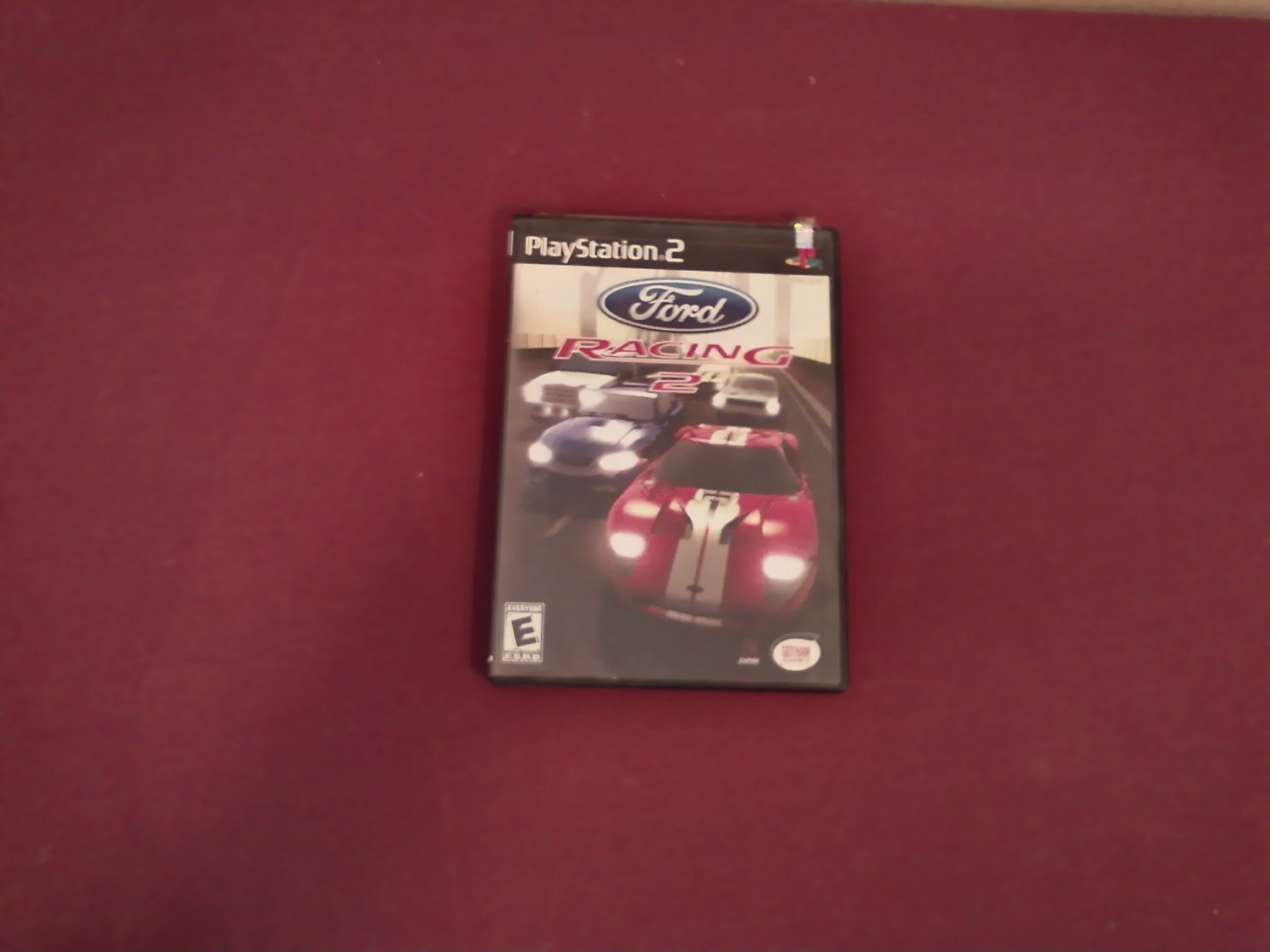Ford Racing 2 PS2 PlayStation 2, Rated E Gotham Games 2003 DVD Game (mw)