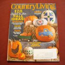 Country Living October 2016 Vol 39 No 8 Stylish & Fun Ideas for Fall