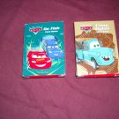 Cars Disney Go Fish and Crazy Eights Kids Card Games with Instructions (mw)