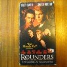 Rounders (1998) Matt Damon, Edward Norton, John Turturro, Gretchen Mol Rated R