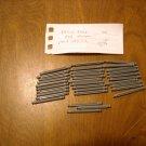 KNEX Micro Dark Gray Rod 1.6 In - Part Number 509522 - 33 Piece
